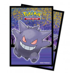 Ultra Pro - Deck Protector Sleeves - Pokemon - Gallery Series - Haunted Hollow 65pz (E-15802)
