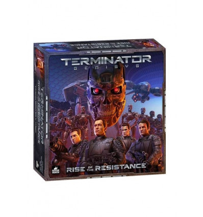 Terminator Genisys: Rise of the Resistance - Italiano (BASE)
