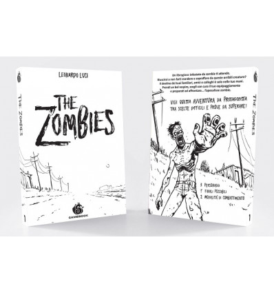 The Zombies - Gamebook