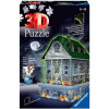 Puzzle 3D - Haunted House Night Edition (112548)