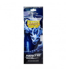 Dragon Shield - Perfect Fit Sealable - Clear 'Yama' (AT-13251)