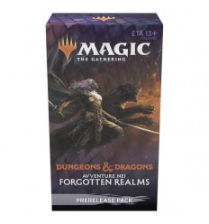 MTG - Adventures in the Forgotten Realms - PRERELEASE PACK - IT