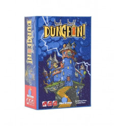 Knock Knock! Dungeon!