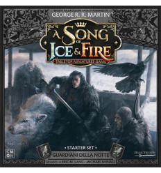 A Song of Ice & Fire - Guardiani della Notte