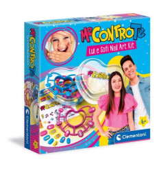 12 d6 16mm Gemini Copper-Steel/White CHX 26624