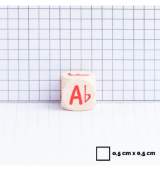 12 d6 16mm Scarab - Jade w/gold CHX 27615