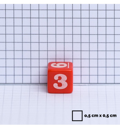 12 d6 16mm Scarab - Royal Blue/gold CHX 27627