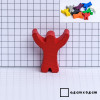 12 d6 16mm Speckled Fragola CHX 25704