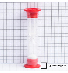 12 d6 16mm Translucent - Yellow w/white CHX 23602