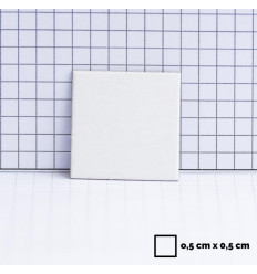 12 d6 16mm Velvet - Black w/red CHX 27678
