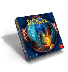 Set 10 d10 Dadi Opachi Light Blue w/White CHX 26216