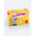 Set 10 d10 Gemini - Astral Blue-White w/red CHX 26257