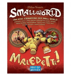 Set 10 d10 Gemini - Red-Teal with gold CHX 26262
